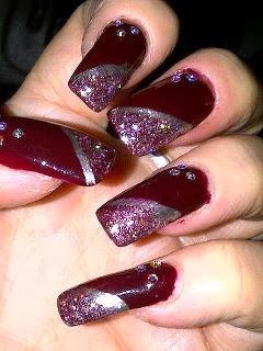 silver rubies