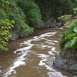 Le Rio Alambi près de Nanegal (Pichincha, Équateur), 11 décembre 2013. Photo : J.-M. Gayman