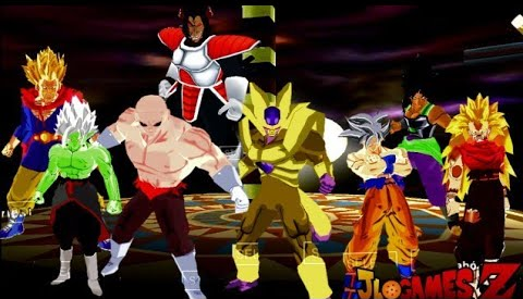 SAIU! NEW DRAGON BALL Z SUPER HEROES (MOD) TENKAICHI TAG TEAM + MENÚ EDITADO + DOWNLOAD 2018 DBZ TTT