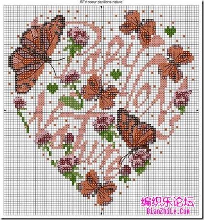 corazones en punto de cruz laborespuntocruz (17)