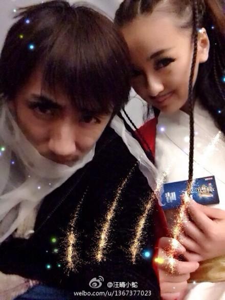 Natas Asoka / Liu Di China Actor
