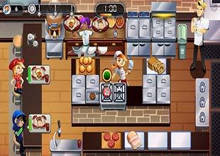 تنزيل لعبة Restaurant DASH