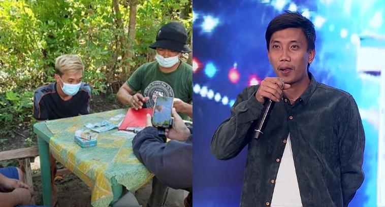 Dating PGT Finalist na si Joven Olvido huli at kulong sa isang buy bust operation