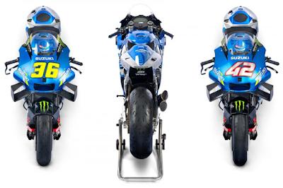 Suzuki Resmi Perpanjang Kontrak Dengan MotoGP hingga musim 2026