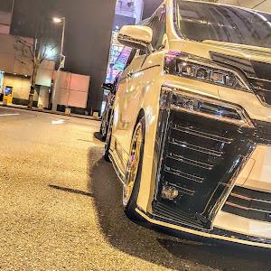ヴェルファイア 30系 ZGエディションのカスタム事例画像 トラック軍曹《#Truth》さんの2019年10月12日10:15の投稿