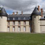 Château de Malesherbes : façade sud-ouest