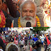 यात्रा की पुर्णाहुति लेने बाबा हरदेव नगरी पहुँचा रामरथ, भव्य स्वागत के साथ नारहेड़ा मे भव्य समापन