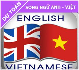 Dự toán Song ngữ Việt - Anh