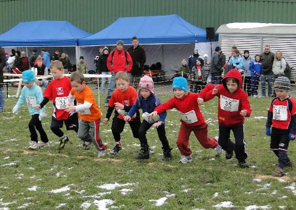 2. Lauf Jugendcross-Cup/Inner- CH-Cross Meisterschaften in Alpnach