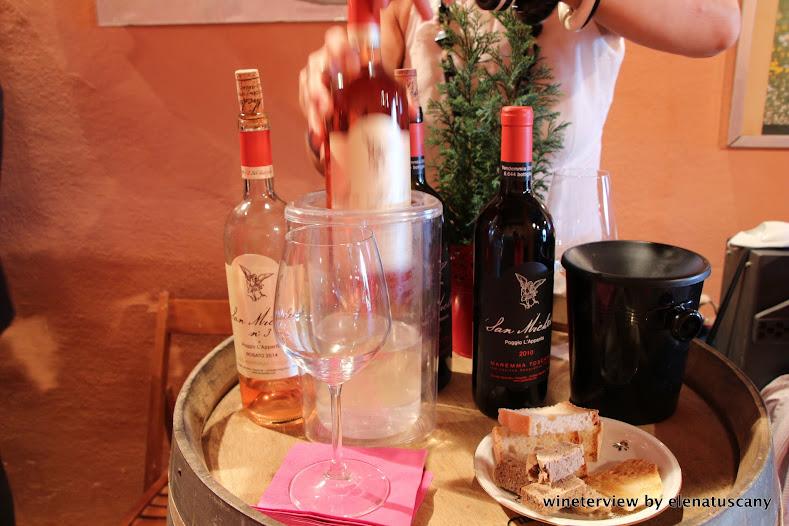 San Michele Poggio L'Apparita, L'Apparita, wine tasting, maremma wine