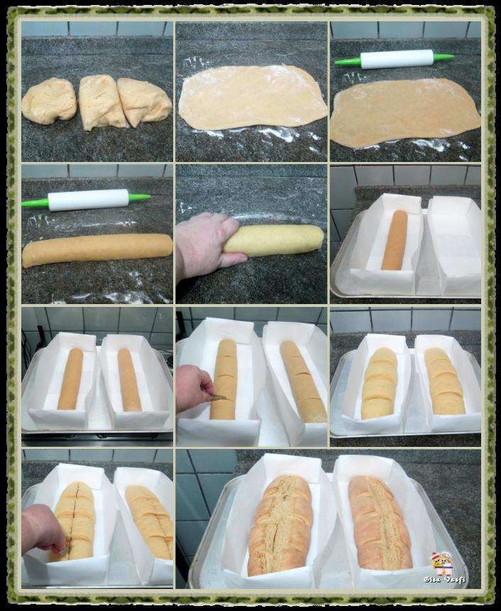 Pão sovado 5