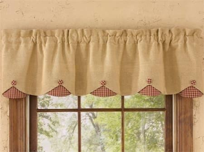 Curtain Valance