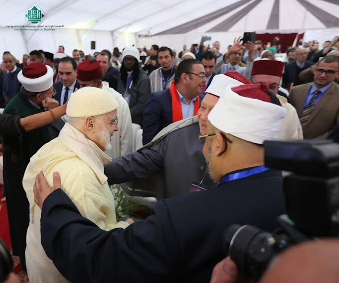 كيف احتفل البودشيشيون بعيد مولد النبي