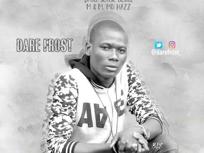 [MUSIC]:Dare Frost – In And Out | @darefrost_