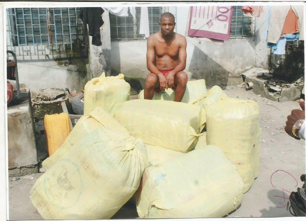 Transporter Nabbed For Diverting Clothes Worth N5.2m