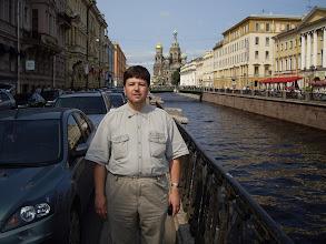 Photo: St. Petersburg, Griboedov-kanalen, den 9. juli 2013
