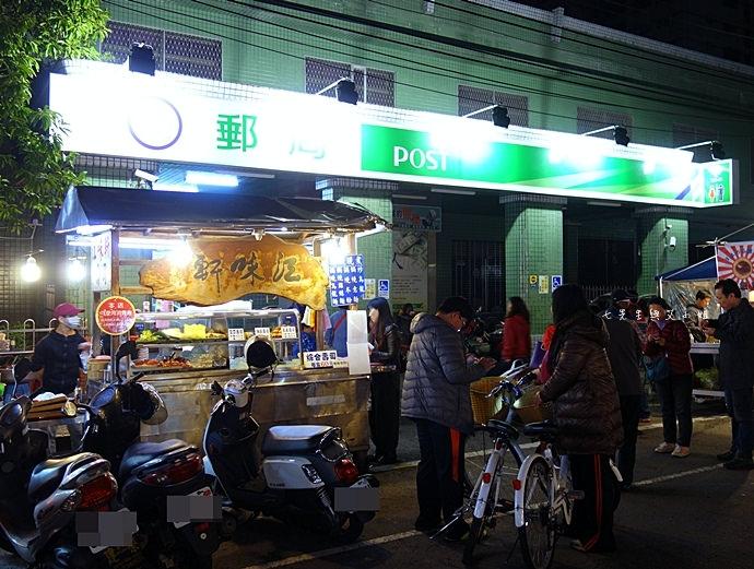28 嘉義文化路夜市必吃 阿娥豆花、方櫃仔滷味、霞火雞肉飯、銀行前古早味烤魷魚