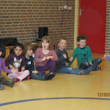 Oefenen voor de voorstelling (kleuters)