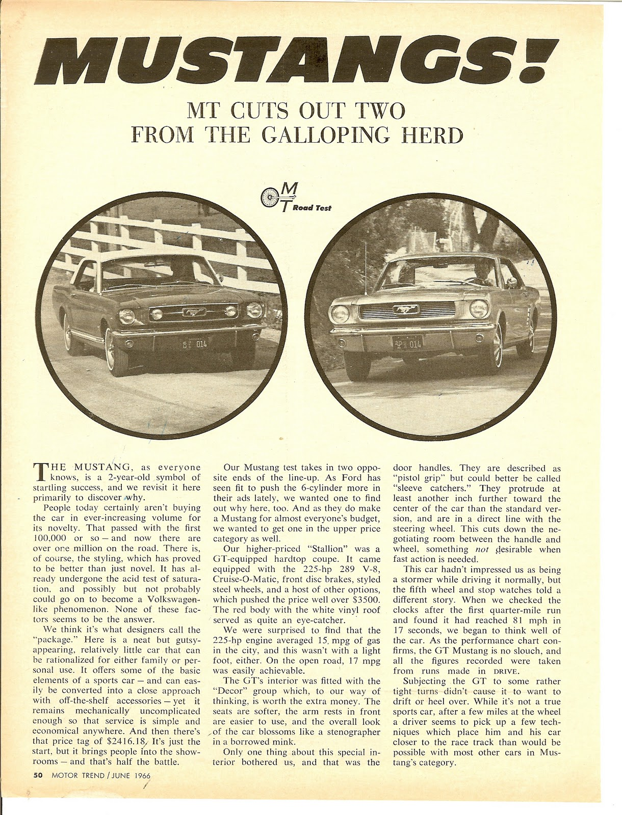 1966 Sprint 200: February 2011
