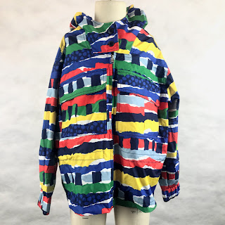 *SALE* Stella McCartney 8yrs. Rain Jacket