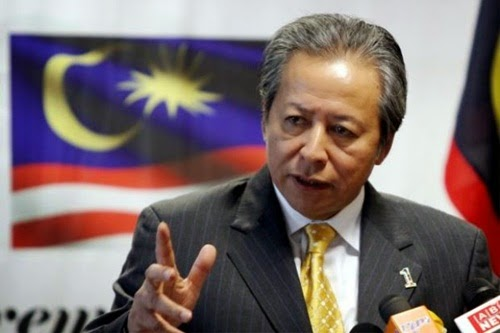 Ngoai truong Malaysia Anifah Aman Anh The Star