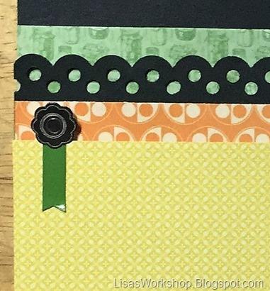CLS Blog Hop - Summer Scrapbook Ideas You Can Use Now! Lisa's Workshop