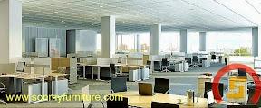 Mẫu thiết kế nội thất văn phòng SMF723
