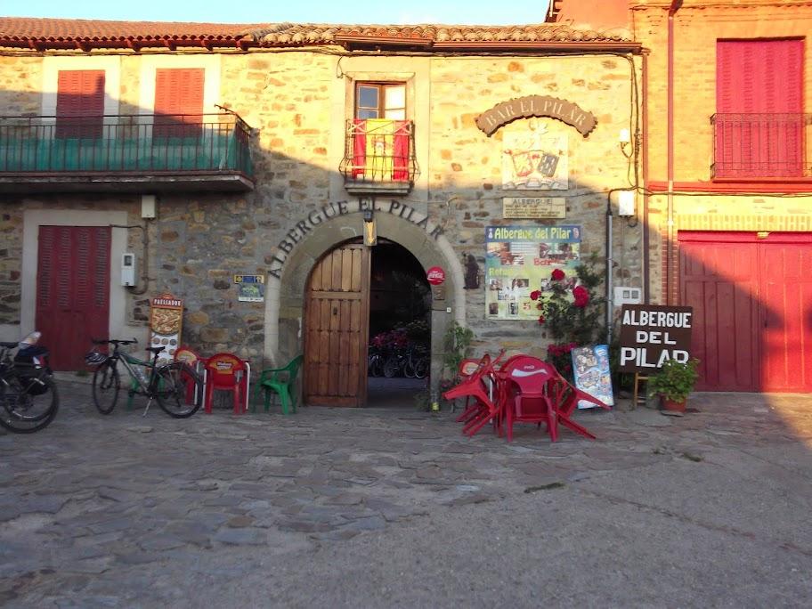 Albergue El Pilar, Rabanal del Camino, Camino de Santiago