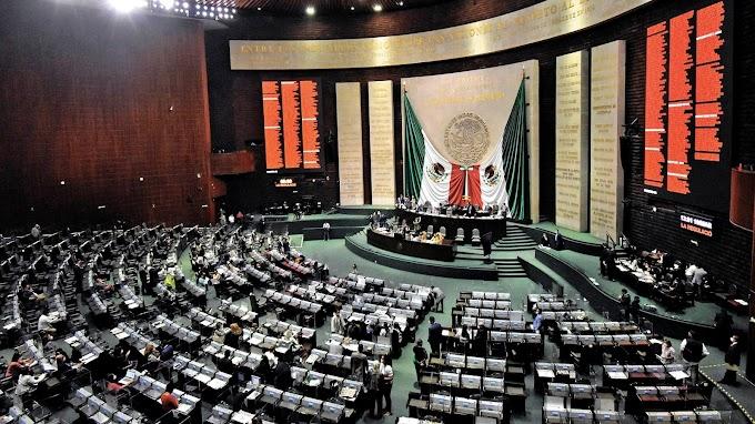 Cámara de Diputados aprueba Ley de Ingresos 2022; pasa al Senado