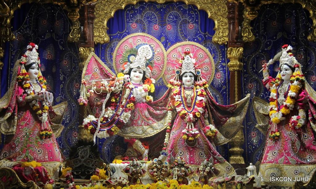 ISKCON Juhu Sringar Deity Darshan on 27th April 2016 (1)