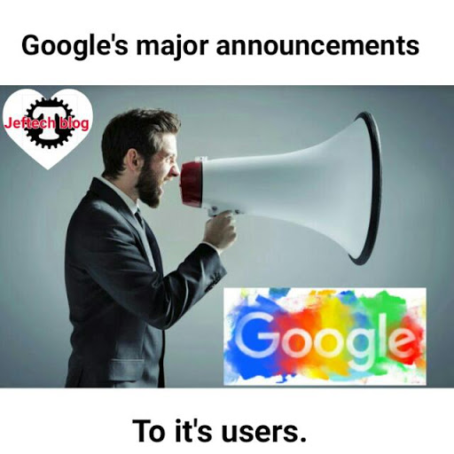 Google Makes Major Announcements. Must See.