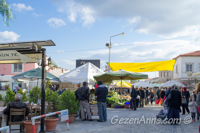 Alaçatı Pazarı, Çeşme İzmir