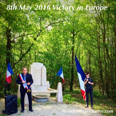 French Village Diaries Victory in Europe