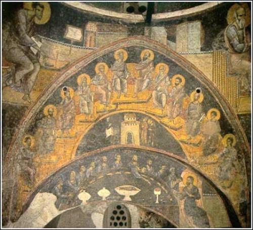Meditation On Pentecost 3 Of 3