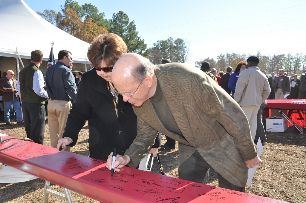 UACCH-Texarkana Creation Ceremony & Steel Signing - DSC_0118.JPG