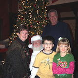 2009 Clubhouse Christmas Decorating Party - SandersGrandKids1.JPG