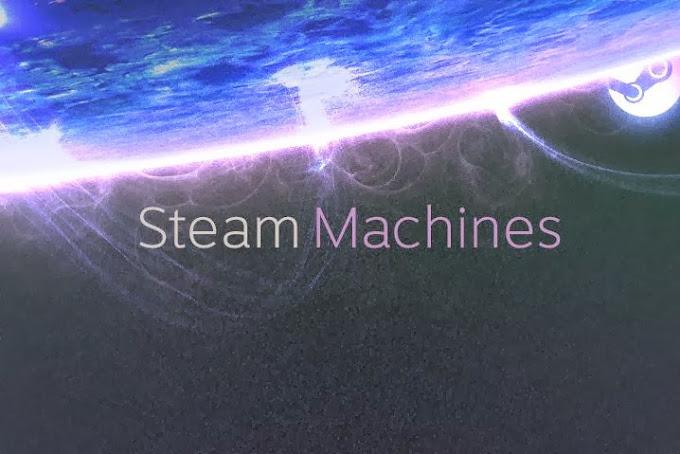 Valve presenta Steam Machines