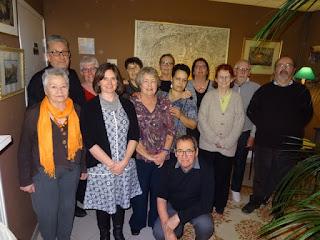 French Village Diaries volunteering