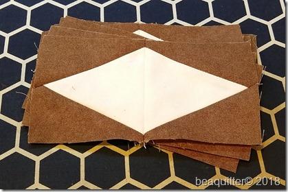 triangle in a square block 2019 QUBE QAL