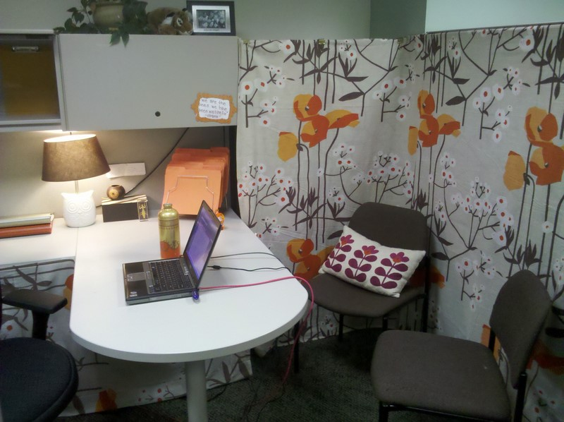 4 ways to create a luxury cubicle