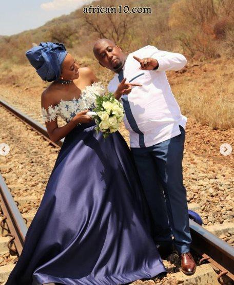 Shweshwe Wedding Dresses 2019 African Styles
