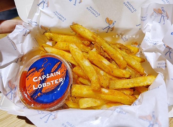 11 Captain Lobster 龍蝦堡 新光三越 A11 信義新時髦
