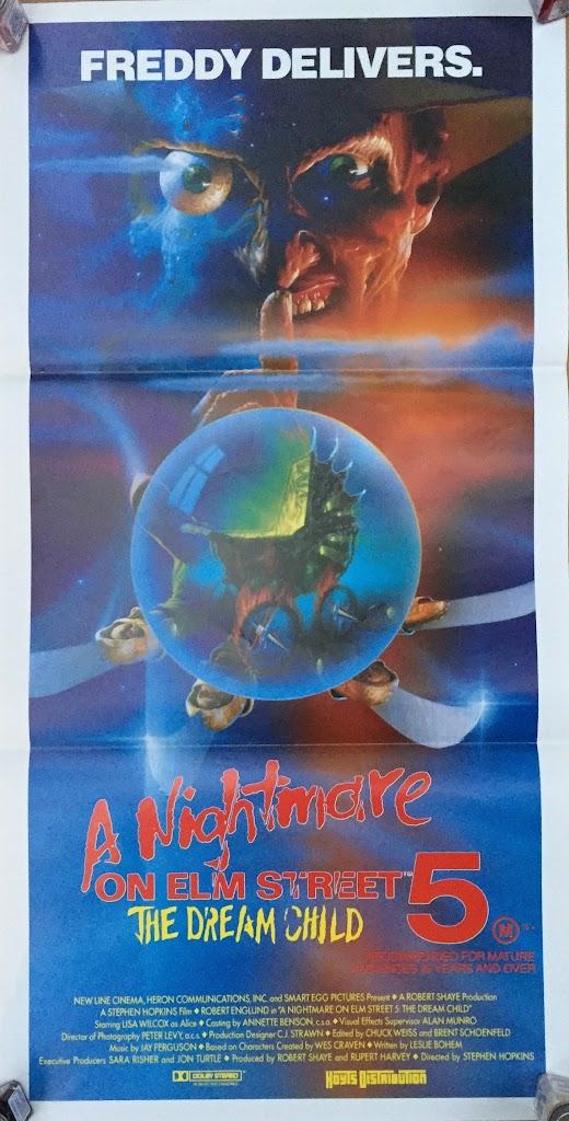 UK Nightmare 5 #1