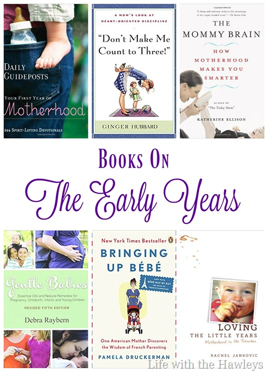 Books on The Early Years- Life with the Hawleys