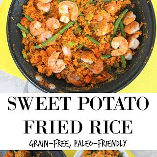 Sweet Potato Fried Rice