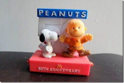 Snoopy x McDonald's: 50th Anniversary