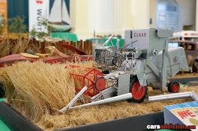 Farming Equipment Diorama