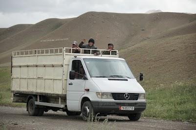 """""""Taxi"""" in Örük Tam"""