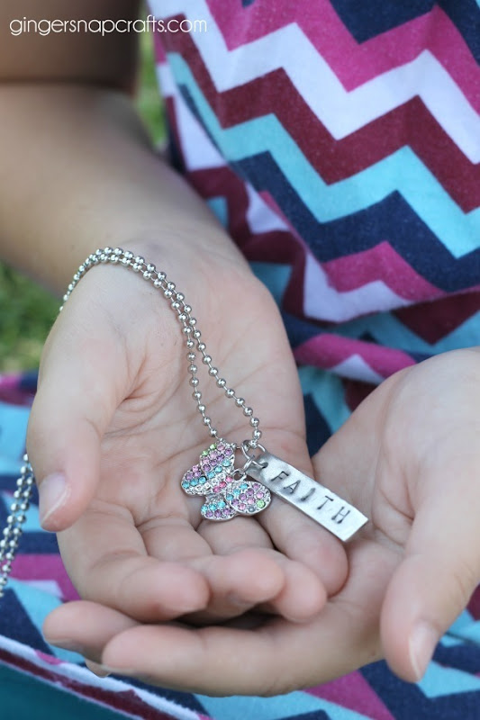 diy necklace craft