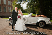 Bruidsreportage (Trouwfotograaf) - Foto van bruidspaar - 240